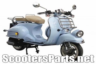 Scooters Parts Accessories and Gears