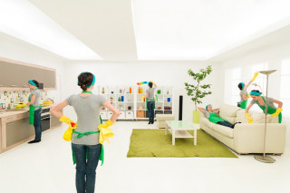 Beyond house cleaning and housekeeping in San Diego