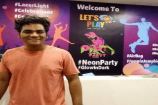 Living in Mumbai? Then visiting let's play trampoline park is a must!